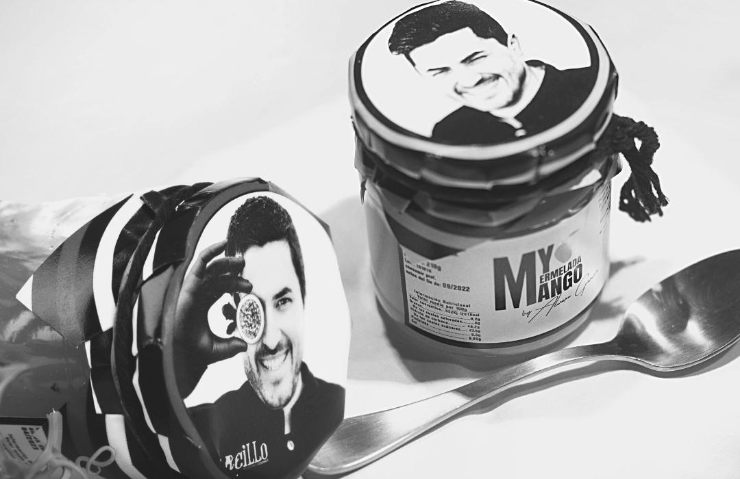 malmurfusion selección gourmet y las mermeladas tropicales de Álvaro García