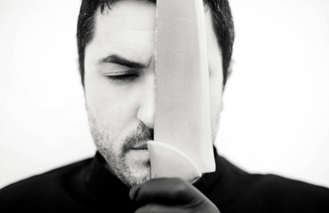 Álvaro García Chef de la Quisquilla Motril
